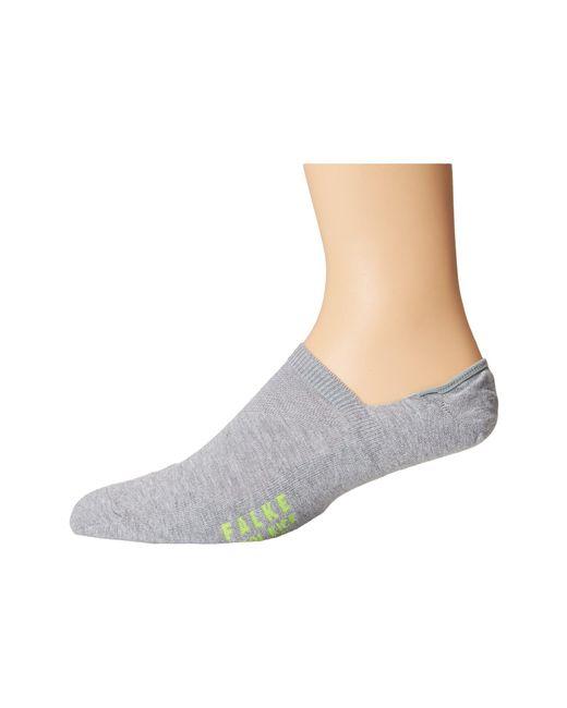 Falke - Gray Cool Kick Invisible Sock for Men - Lyst