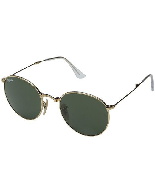 Ray-Ban - Rb3532 50mm (gold/gold/green) Fashion Sunglasses - Lyst