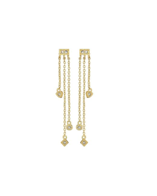 Shashi - Metallic Daikota Earrings - Lyst