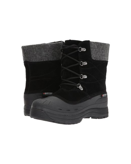 Baffin - Arnaq (black) Women's Boots - Lyst