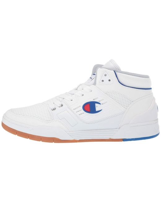 c848e174ab9 Lyst - Champion 3 On 3 Sp (red) Men s Classic Shoes in White for Men