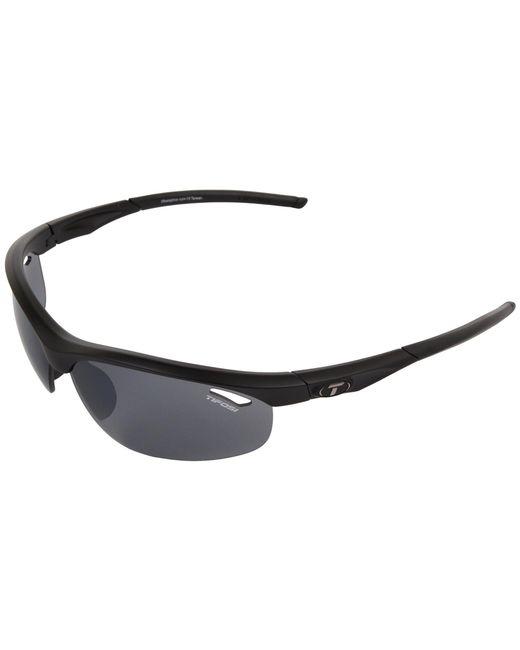 Tifosi Optics - Velocetm Golf Interchangeable (matte Black/smoke/gt/ec Lens) Sport Sunglasses for Men - Lyst