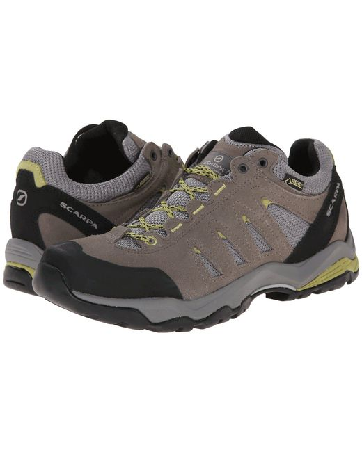 SCARPA - Brown Moraine Gtx(r) Lady (taupe/celery) Women's Hiking Boots - Lyst