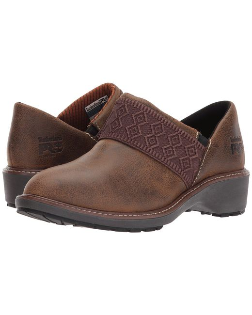 Timberland Brown Riveter Alloy Safety Toe Sd+