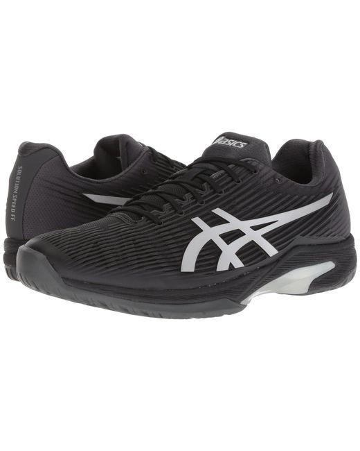 Lyst 14884 Asics Solution Speed Speed Ff (blanc hommes/ argent) Chaussures de tennis pour hommes en bae7b2d - siframistraleonarda.info