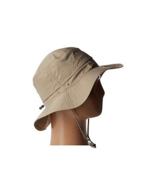 a4398cd156766 ... The North Face - Natural Horizon Breeze Brimmer Hat (high-rise Grey)  Traditional ...