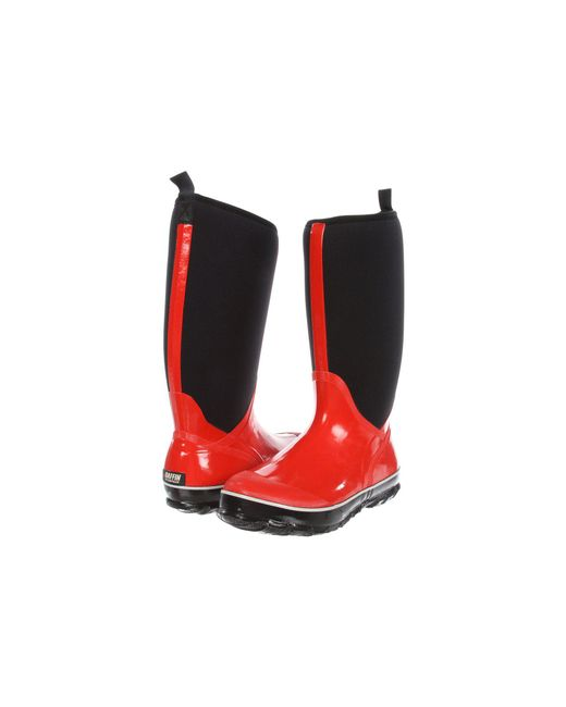 Baffin - Meltwater (red) Women's Boots - Lyst