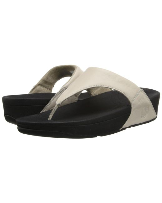 Fitflop - White Lulutm - Lyst
