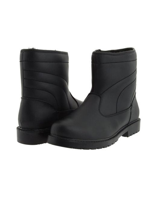 Tundra Boots - Abe (black) Men's Cold Weather Boots for Men - Lyst