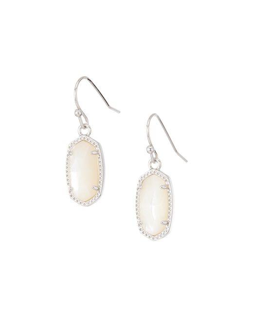 Kendra Scott - Multicolor Lee Earring (gold/cobalt Drusy) Earring - Lyst