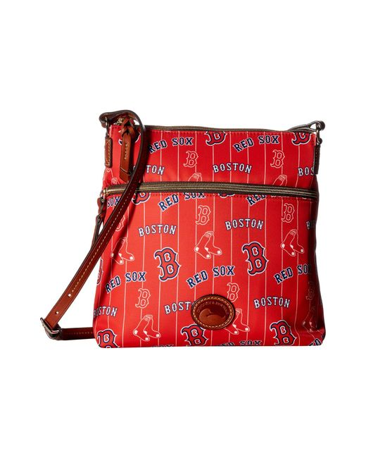 Dooney & Bourke - Red Mlb Crossbody Bag (giants) Cross Body Handbags - Lyst