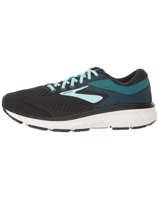 e4cffac8a52 Lyst - Brooks Dyad 10 (purple pink grey) Women s Running Shoes in Black