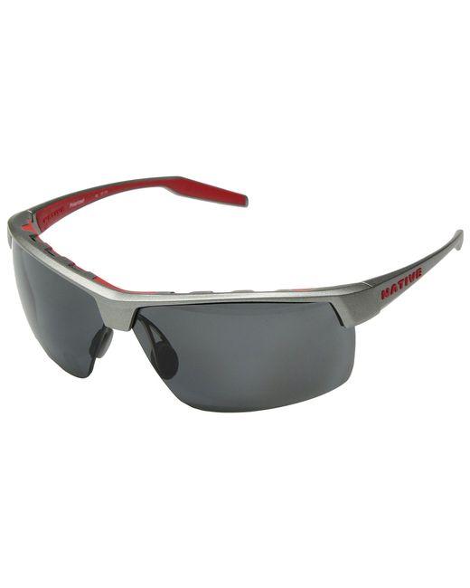 21388df13a Native Eyewear - Multicolor Hardtop Ultra Xp (desert Tort green Reflex)  Sport Sunglasses ...