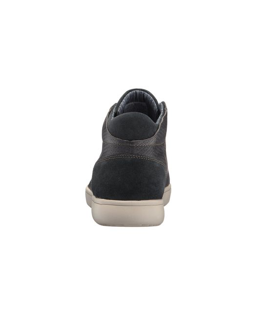 a30fa00ddaf0df ... Lyst Rockport - Gray Colle High Top (tan) Men s Shoes for Men ...