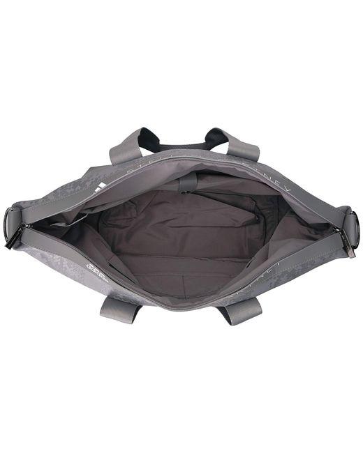 6de16f015b27 ... Adidas By Stella McCartney - Gray Medium Studio Bag (granite) Bags -  Lyst ...