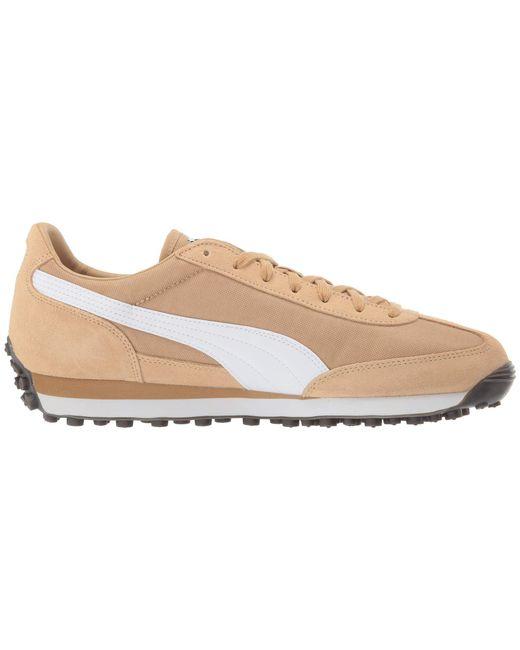 70455c5a4b9904 Lyst - PUMA Easy Rider (ponderosa Pine  White) Men s Shoes in White ...