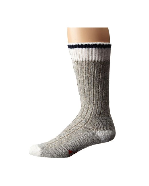 Wigwam - Blue Hudson Bay Single Pack (navy) Crew Cut Socks Shoes for Men - Lyst
