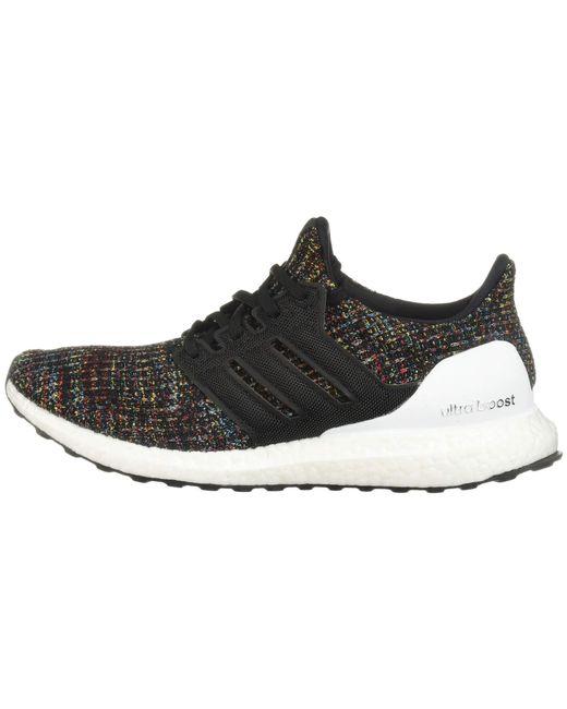 49ba3f26a93d6 ... Adidas Originals - Ultraboost (core Black core Black active Red) Men s  Running ...