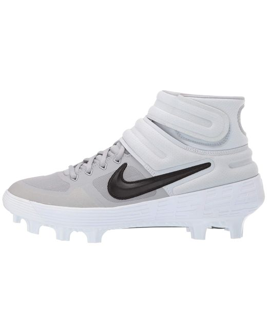 f04ec0227313 ... Nike - Multicolor Alpha Huarache Elite 2 Mid Mcs (game Royal white gym  ...