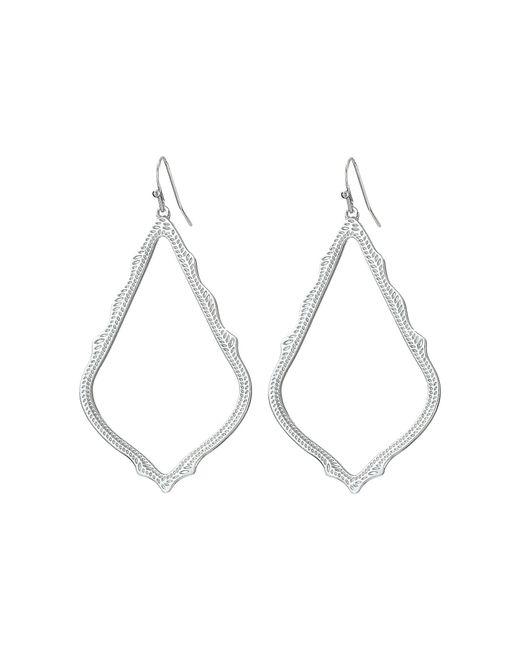 Kendra Scott - Metallic Sophee Earring (gold Metal) Earring - Lyst