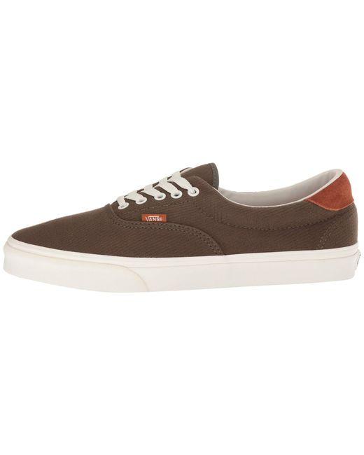 a379620cea7 Lyst - Vans Era 59 ((c l) Dress Blues acid Denim) Skate Shoes in ...