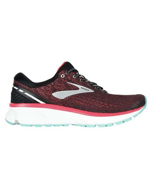 462626f9476 ... Brooks - Multicolor Ghost 11 (navy grey purple Rose) Women s Running  Shoes ...