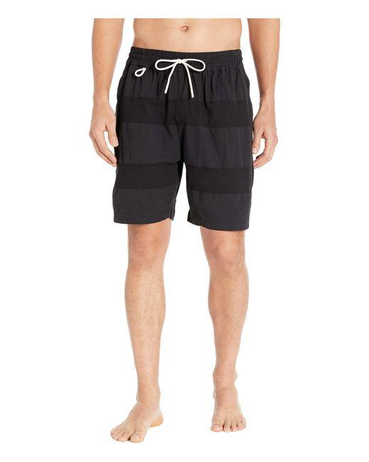 Publish Black Alf Shorts for men