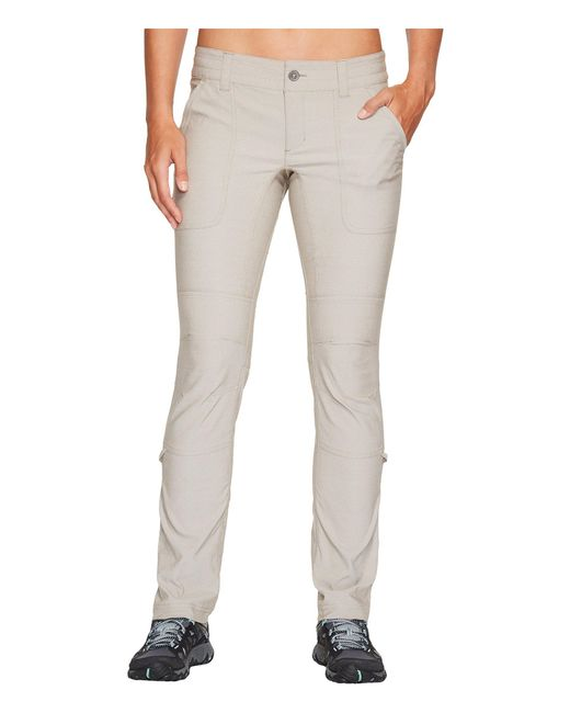 Columbia - Multicolor Pilsner Peaktm Pants (truffle Oxford) Women's Casual Pants - Lyst