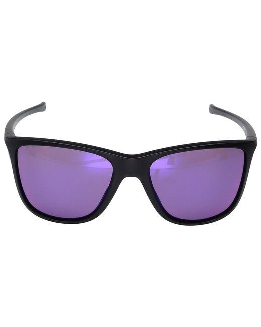 3f698651d2 ... Oakley - Blue Reverie (polished Black W  Prizm Daily Polarized) Fashion  Sunglasses ...