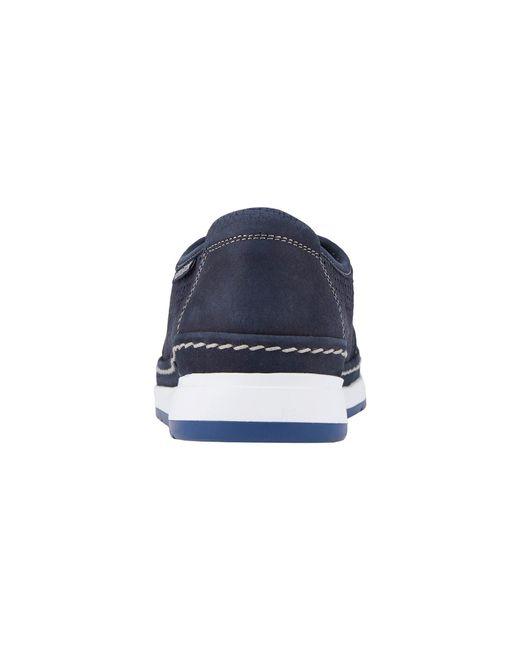 85af924e7de ... Mephisto - Blue Harry Perf (light Grey Sportbuck) Men s Lace Up Casual  Shoes for ...