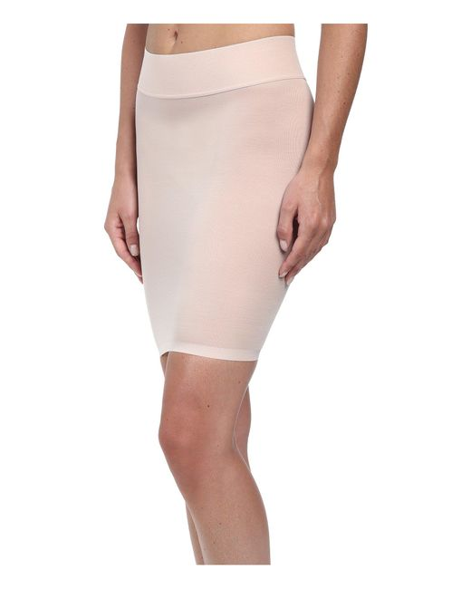 Wolford Multicolor Sheer Touch Forming Skirt