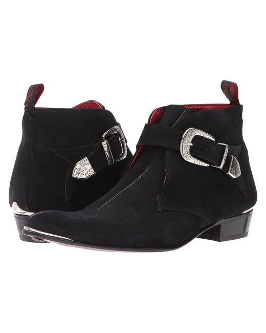 Jeffery West - Monk Chukka (black) Men's Shoes for Men - Lyst