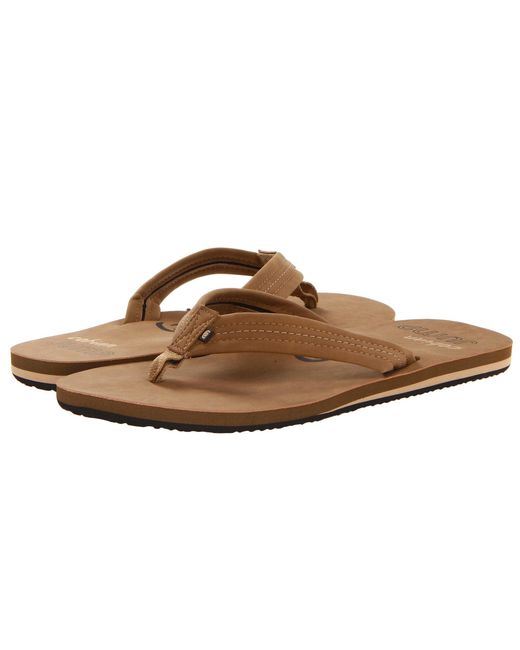 Cobian - Las Olas (brown) Men's Sandals for Men - Lyst