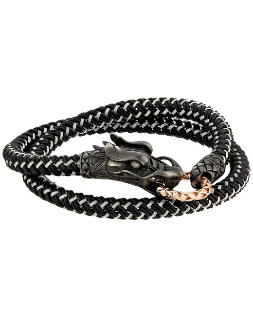 John Hardy - Metallic Legends Naga Wrap Bracelet (silver/bronze) Bracelet for Men - Lyst