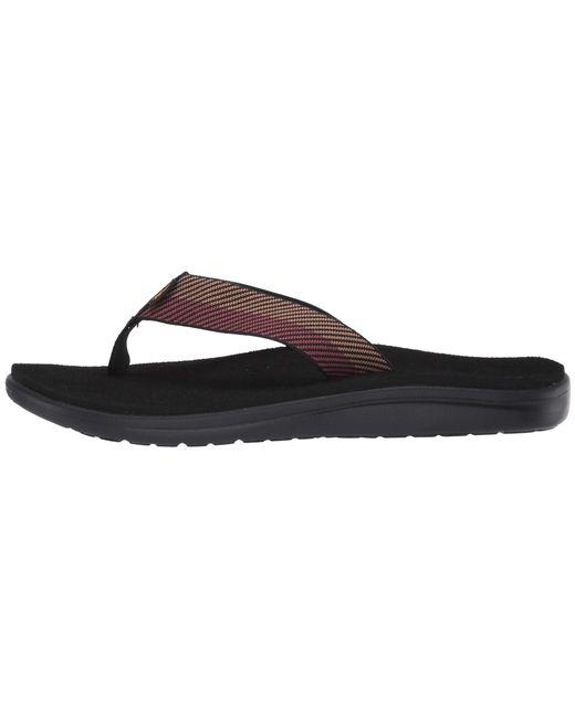 a24758789be9 ... Lyst Teva - Black Voya Flip (cole Insignia Blue) Men s Sandals for Men  ...