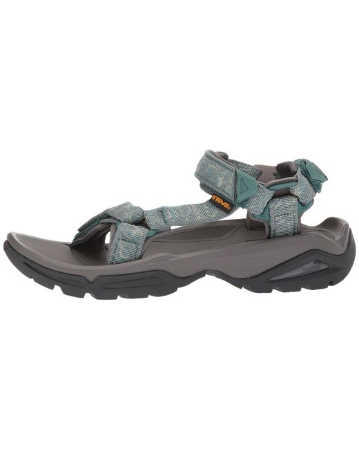 1be8c3c2423e Lyst - Teva Terra Fi 4 (rocio North Atlantic) Women s Shoes in Gray