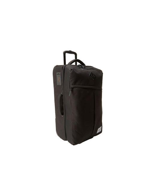 Herschel Supply Co. - Black Parcel (frog Camo) Pullman Luggage - Lyst