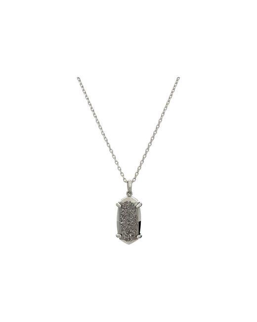 Kendra Scott Metallic Harrison Short Pendant Necklace