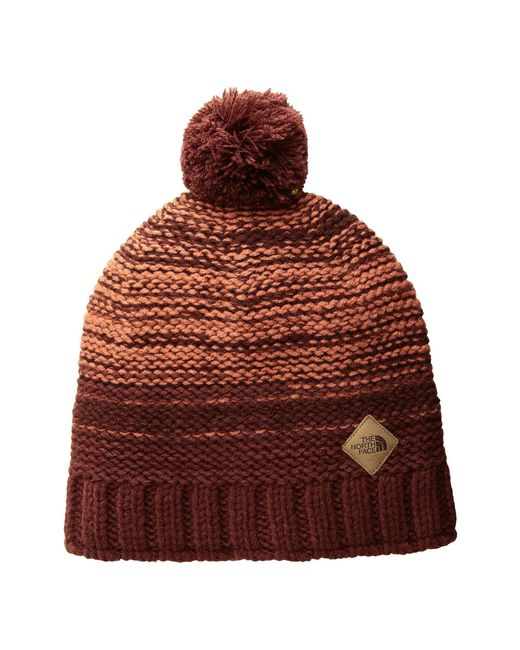 The North Face - Red Antlers Beanie - Lyst