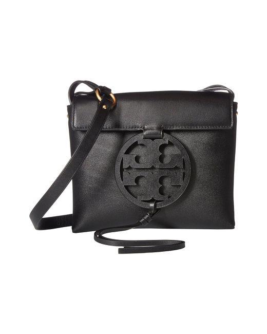 Tory Burch - Miller Crossbody (black) Handbags - Lyst