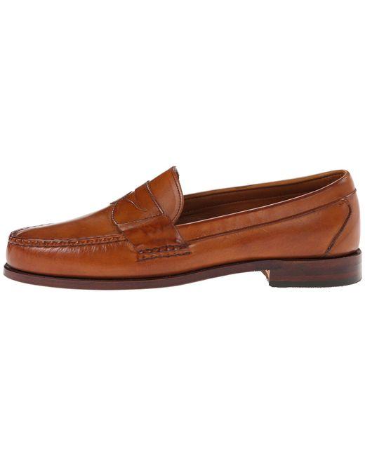 f83002445b5 ... Lyst Allen Edmonds - Brown Cavanaugh (walnut Burnished) Men s Shoes for  Men ...