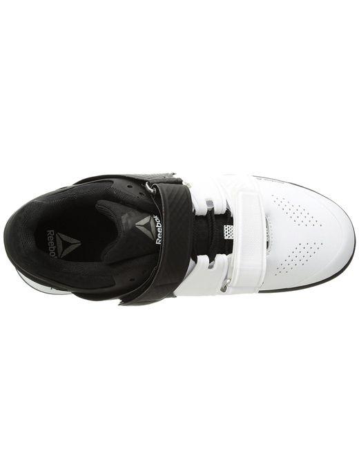 cf798602e6b1b1 ... Reebok - Black Legacy Lifter (coal chalk Green industrial Green) Men s  Shoes ...