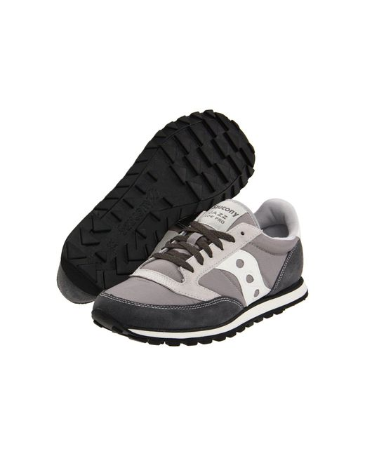 Saucony Gray Jazz Low Pro for men