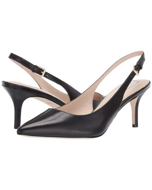 12703f57a3b Cole Haan - Black 65 Mm Vesta Slingback (pacific Coast Leather) Women s  Shoes ...