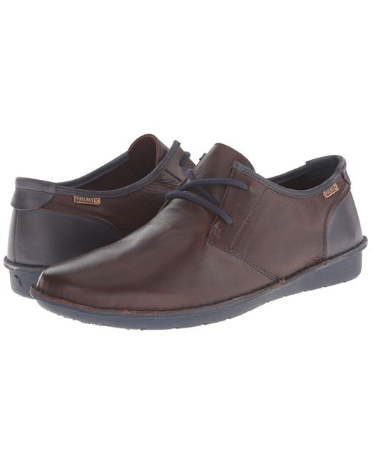 Pikolinos - Brown Santiago M7b-4023c1 (black) Men's Shoes for Men - Lyst