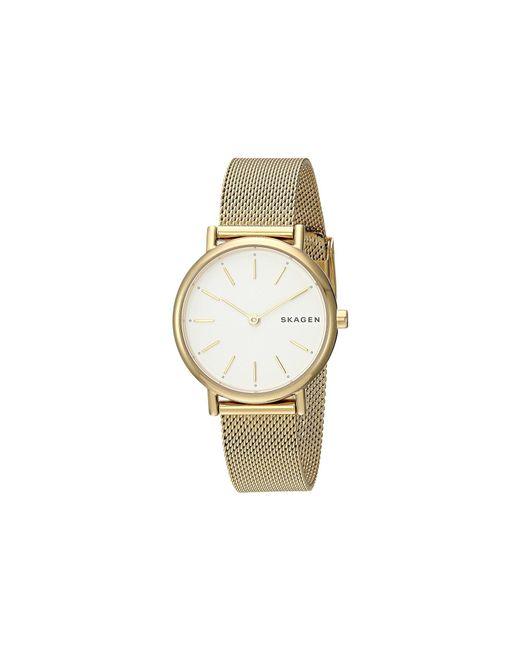 Skagen - Metallic Signatur - Skw2693 (gold) Watches - Lyst