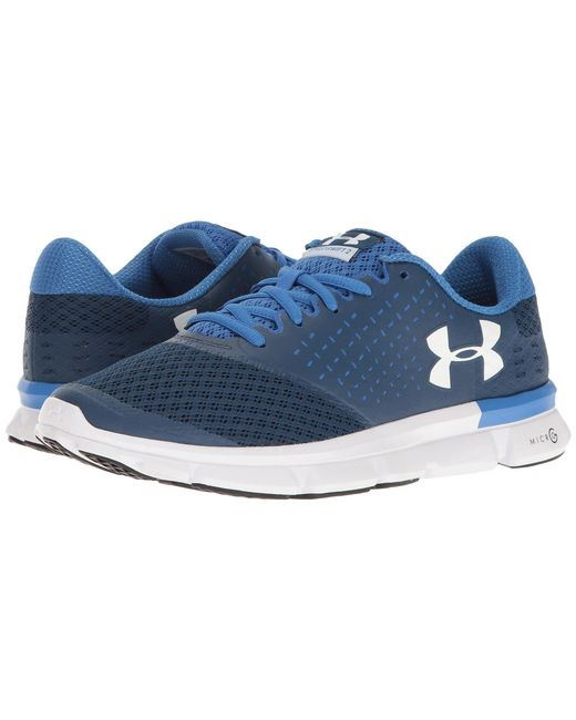 Under Armour | Blue Ua Micro G Speed Swift 2 | Lyst