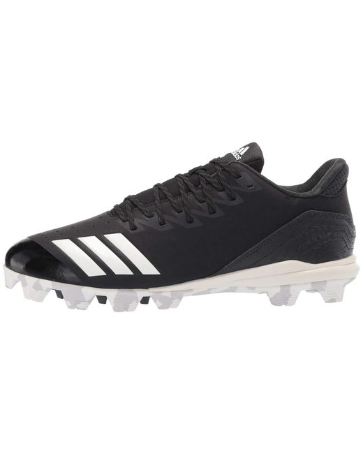 new arrival fc04d b0959 ... Adidas - Icon 4 Md (black cloud White carbon) Men s Cleated Shoes ...