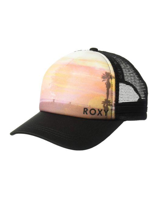 Roxy - Black Dig This (cloud Pink) Caps - Lyst ... fc61e8b5c889