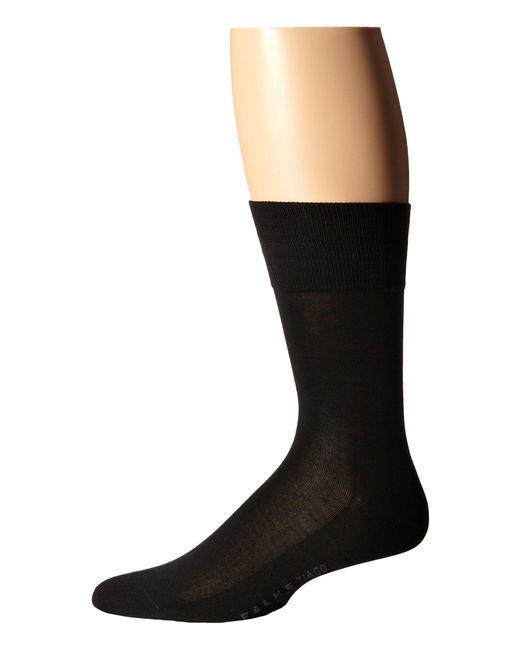Falke - Black Tiago Crew Socks for Men - Lyst